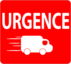 Demandez une urgence